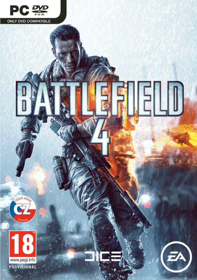 Battlefield 4 na PC